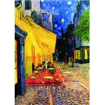 Gold-Puzzle-60539 Van Gogh Vincent : La Terrasse du Café le Soir