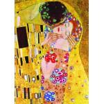 Gold-Puzzle-60614 Klimt Gustav : Le Baiser