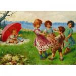 Gold-Puzzle-60676 Federico Olivia : Jeux d'Enfants