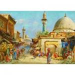 Gold-Puzzle-60744 Carl Wuttke : Orientalist Street View
