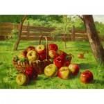 Gold-Puzzle-60768 Karl Vikas : La Récolte de Pommes
