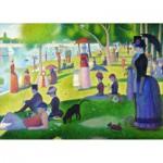 Gold-Puzzle-60799 Georges Seurat : Un Dimanche Après-midi à la Grande Jatte