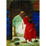 Gold-Puzzle-60966 Osman Hamdi Bey : Le Dresseur de Tortues