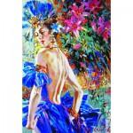 Gold-Puzzle-61086 Magnifique Femme de Cabaret