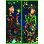 Gold-Puzzle-61123 2 Puzzles - Rendez-vous Nocturne