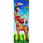 Gold-Puzzle-61161 Jazz pour une Girafe