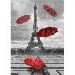 Gold-Puzzle-61383 La Tour Eiffel et les Parapluies Volants