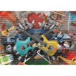 Gold-Puzzle-61437 Graffiti Musical