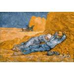 Grafika-Kids-00001 Pièces XXL - Van Gogh Vincent : La Sieste (d'après Millet), 1890