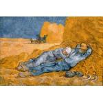 Grafika-Kids-00003 Van Gogh Vincent : La Sieste (d'après Millet), 1890