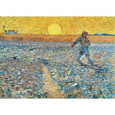 Grafika-Kids-00005 Van Gogh Vincent : Le Semeur, 1888
