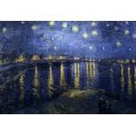 Grafika-Kids-00010 Pièces XXL - Vincent Van Gogh : La Nuit Etoilée, 1888
