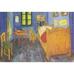Grafika-Kids-00016 Pièces XXL - Vincent Van Gogh : La Chambre de Van Gogh à Arles, 1888