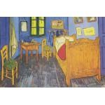 Grafika-Kids-00018 Vincent Van Gogh : La Chambre de Van Gogh à Arles, 1888