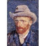 Grafika-Kids-00019 Pièces XXL - Vincent Van Gogh : Autoportrait, 1887-1888