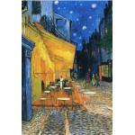 Grafika-Kids-00030 Vincent Van Gogh : Terrasse de Café sur la Place du Forum, 1888