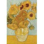 Grafika-Kids-00031 Pièces XXL - Van Gogh Vincent : Vase avec douze tournesols, 1888