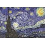 Grafika-Kids-00037 Pièces XXL - Vincent Van Gogh : La Nuit étoilée sur le Rhône, 1889