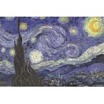 Grafika-Kids-00039 Vincent Van Gogh : La Nuit étoilée sur le Rhône, 1889