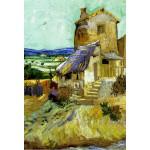 Grafika-Kids-00043 Pièces XXL - Vincent Van Gogh : Le Vieux Moulin, 1888