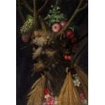 Grafika-Kids-00049 Pièces XXL - Arcimboldo Giuseppe : Quatre Saisons en Une Tête, 1590