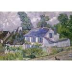 Grafika-Kids-00064 Pièces XXL - Van Gogh Vincent : Maison à Auvers, 1890