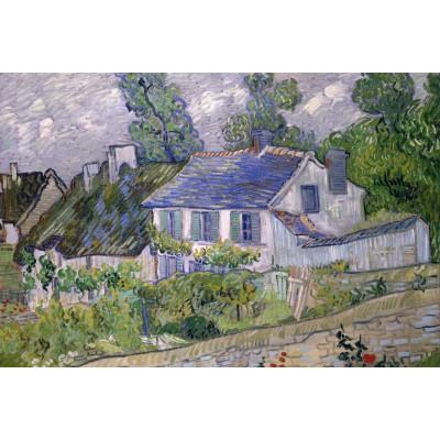 Grafika-Kids-00066 Van Gogh Vincent : Maison à Auvers, 1890