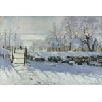 Grafika-Kids-00083 Claude Monet : La Pie, 1868-1869