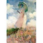 Grafika-Kids-00090 Pièces XXL - Claude Monet : La Femme à l'Ombrelle, 1875