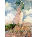 Grafika-Kids-00091 Claude Monet : La Femme à l'Ombrelle, 1875