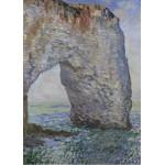 Grafika-Kids-00099 Claude Monet : Le Manneporte à Étretat, 1886