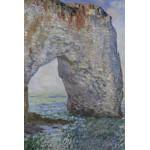 Grafika-Kids-00100 Claude Monet : Le Manneporte à Étretat, 1886