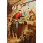 Grafika-Kids-00127 Carl Offterdinger : Le Loup et les sept Chevreaux