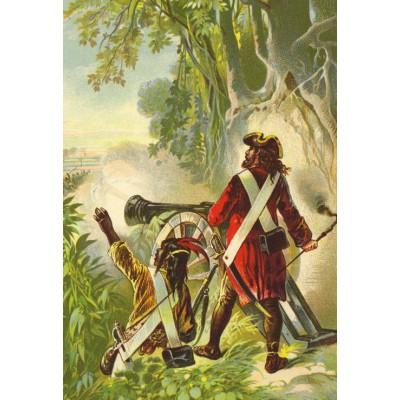 Grafika-Kids-00143 Pièces XXL - Robinson Crusoe par Offterdinger & Zweigle