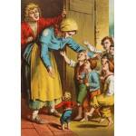 Grafika-Kids-00146 Pièces XXL - Carl Offterdinger : Le Petit Poucet