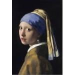 Grafika-Kids-00151 Vermeer Johannes : La Jeune Fille à la Perle, 1665