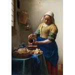 Grafika-Kids-00152 Pièces XXL - Vermeer Johannes : La Laitière, 1658-1661
