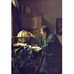 Grafika-Kids-00158 Pièces XXL - Vermeer Johannes : L'Astronome, 1668