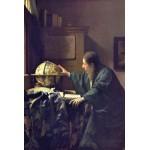 Grafika-Kids-00159 Vermeer Johannes : L'Astronome, 1668
