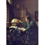 Grafika-Kids-00160 Vermeer Johannes : L'Astronome, 1668