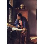 Grafika-Kids-00161 Pièces XXL - Vermeer Johannes: Le Géographe, 1668-1669