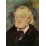 Grafika-Kids-00168 Renoir Auguste : Richard Wagner, 1882