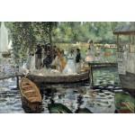Grafika-Kids-00176 Pièces XXL - Auguste Renoir : La Grenouillère, 1869