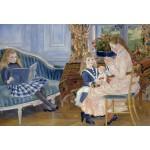 Grafika-Kids-00182 Pièces XXL - Auguste Renoir : L'après-midi des enfants à Wargemont, 1884