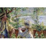 Grafika-Kids-00187 Renoir Auguste : Près du Lac, 1879