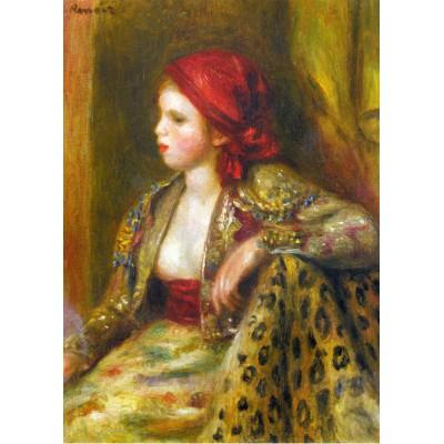 Grafika-Kids-00189 Renoir Auguste : Odalisque, 1895