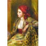 Grafika-Kids-00190 Renoir Auguste : Odalisque, 1895