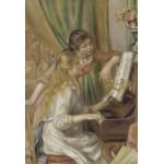 Grafika-Kids-00191 Pièces XXL - Auguste Renoir : Jeunes filles au piano, 1892