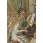 Grafika-Kids-00193 Auguste Renoir : Jeunes filles au piano, 1892