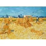 Grafika-Kids-00205 Puzzle Magnétique - Van Gogh Vincent : Le Semeur, 1888